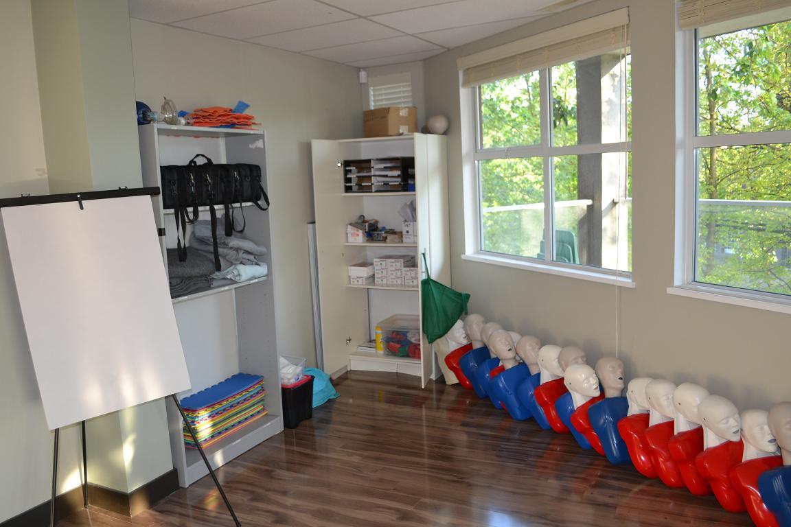 Training Room And Equipment