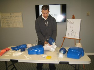 Emergency First Aid Course in Calgary, Alberta