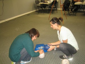 Emergency and Standard First Aid in Saskatoon