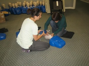 Emergency First Aid Course in Mississauga, Ontario