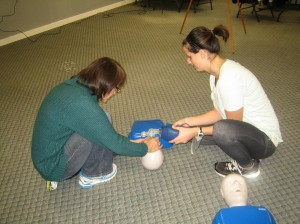 Emergency First Aid Course in Toronto, Ontario