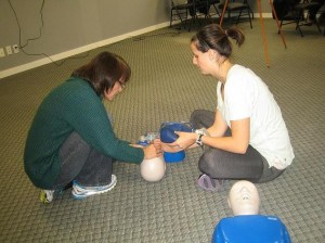 Emergency First Aid Course in Windsor