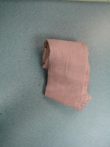 Make a Roller Bandage for Specific Parts of the Body